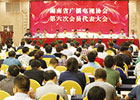 湖南省广播电视协会第六次会员代表大会