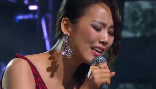 韩国我是歌手素香《活着》